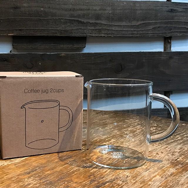 コーヒージャグ 2cup (KINTO SLOW COFFEE STYLE)