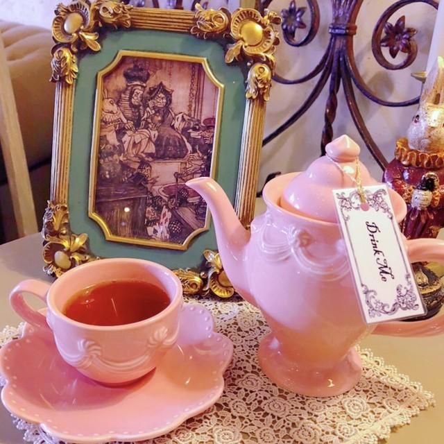 【紅茶】クラシックティー/ティアーズ オブ ミス アリス♥︎♣︎♠︎◆