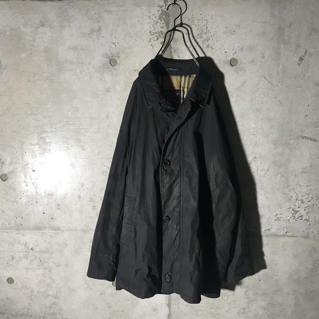 [Burberry]vintage black jacket
