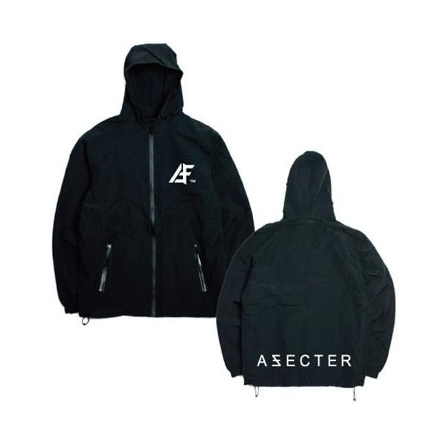 【AFFECTER   アフェクター】AFF TM HOOD JKT (Black)