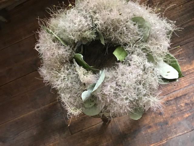Bouquet rond 「Chouette」(丸い花束)