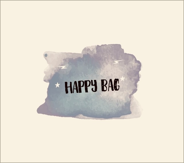 happy bag♡