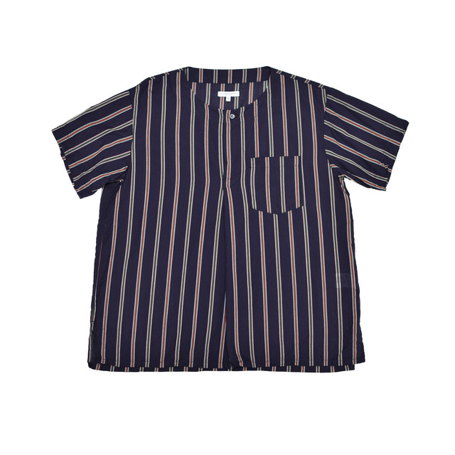 Engineered Garments EG MED Shirt Navy  EF152