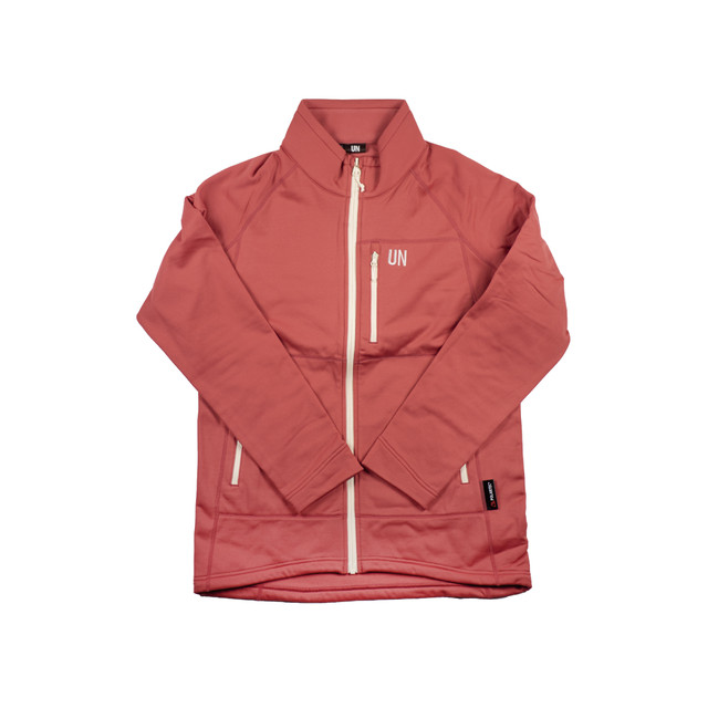 NEW UN3000 Fleece Jacket / red