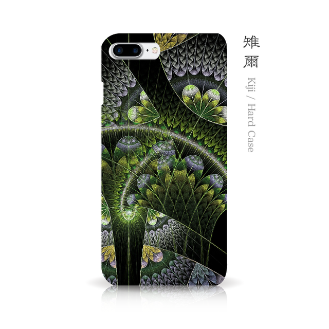 雉爾 - 和風 iPhoneケース