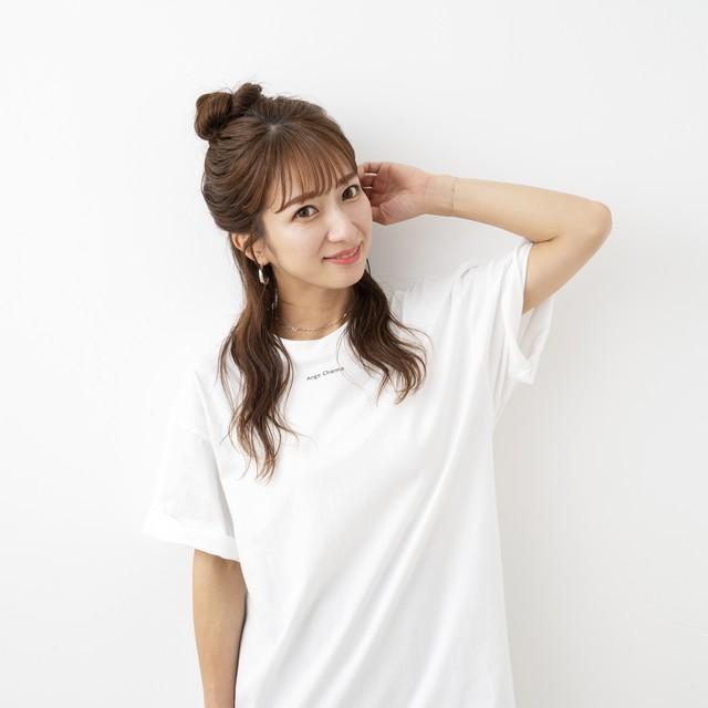 【ユニセックス】ミニロゴTシャツ