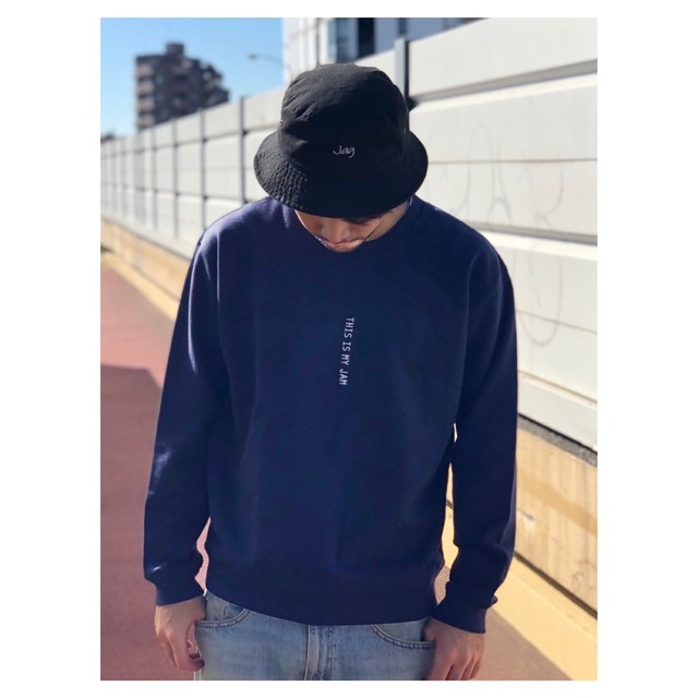 MY JAM Sweat ネイビー