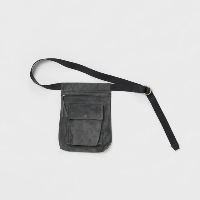 Hender Scheme 【エンダースキーマ】 waist belt bag (D.GRAY)