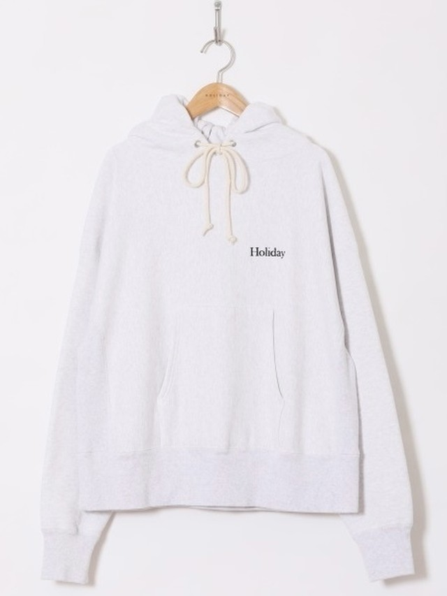 【HOLIDAY】ULTRA HEAVY SWEAT HOODIE