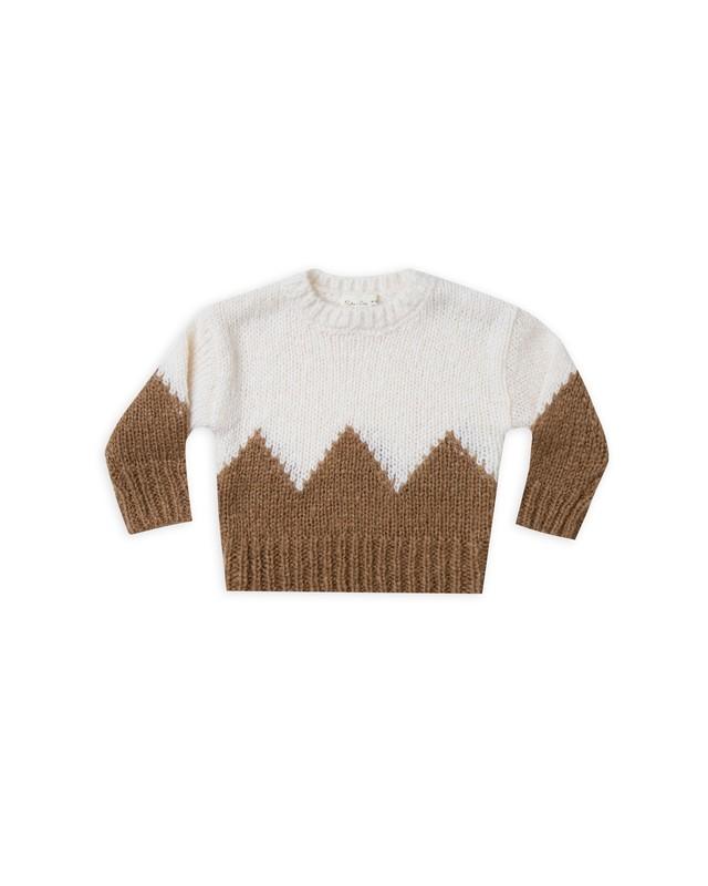 Rylee + Cru/aspen sweater
