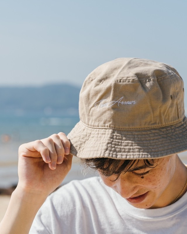 ThreeArrows Shaka CAP (black)
