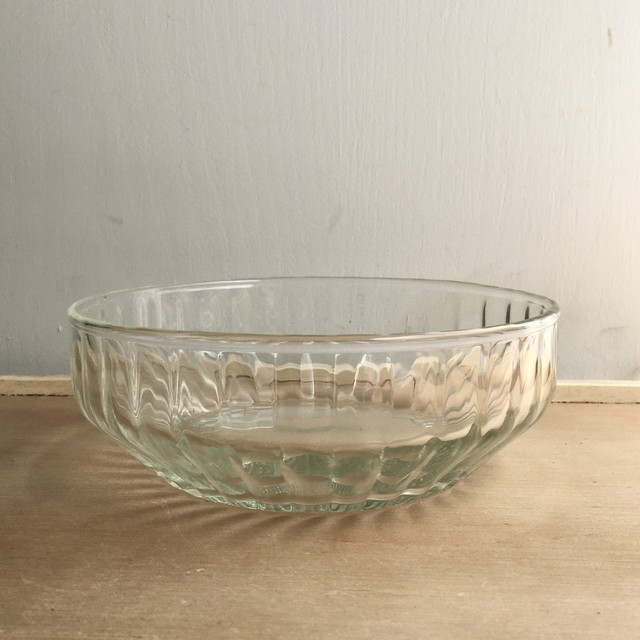 """ Reuse glass  Dish bowl S / リューズガラス CLディッシュボウル Ssize S """
