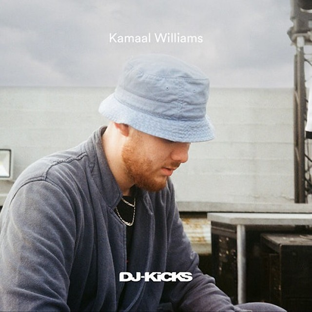 【LP】Kamaal Williams - DJ-Kicks