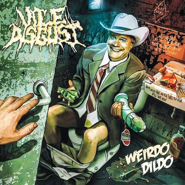 VILE DISGUST『Weirdo Dildo』CD