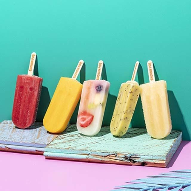 【SHONAN POPs】アイスキャンディー6本セット