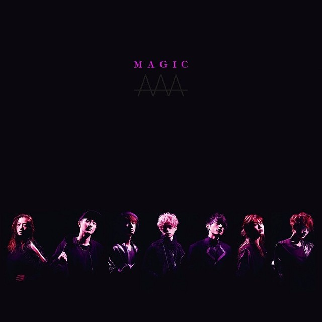 【新品】MAGIC / AAA(DVD付/スマプラ対応)