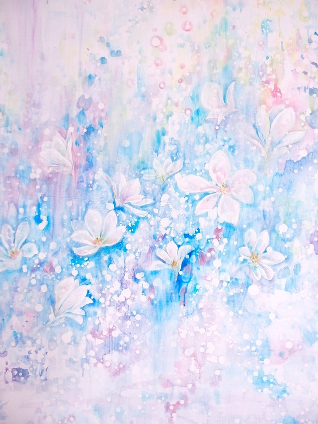 ◯ Together 〜 to the Light { 水彩画 ART }
