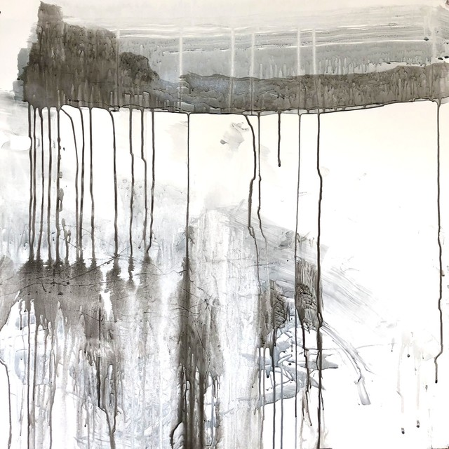 絵画 インテリア アートパネル 雑貨 壁掛け 置物 おしゃれ 抽象画 現代アート ロココロ 画家 : tamajapan 作品 : t-22