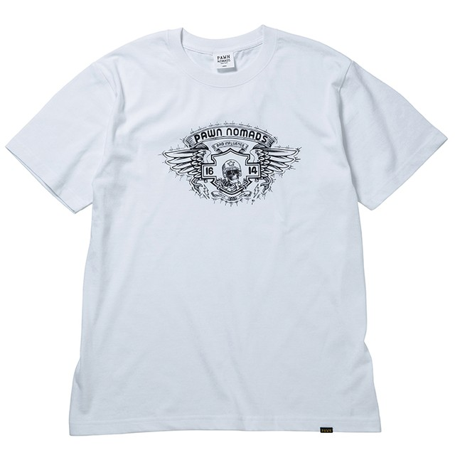 PAWN / NOMADS WINGED TEE / 92605