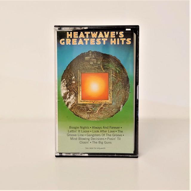 [中古カセット]  Heatwave – Heatwave's Greatest Hits