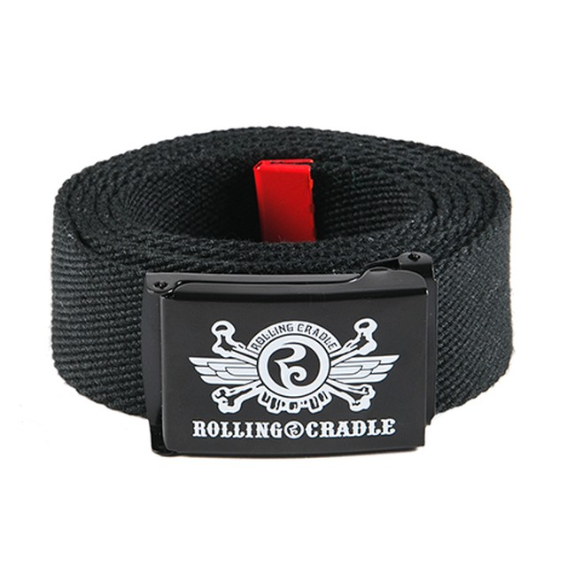 【ROLLING CRADLE | ロリクレ】RC BELT / Black