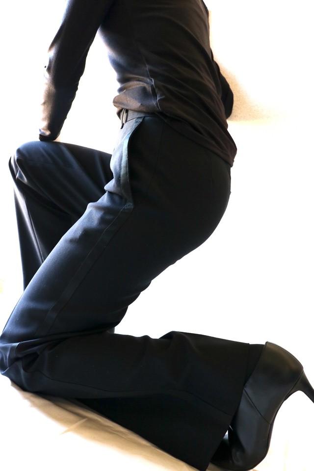 Vintage side line slacks