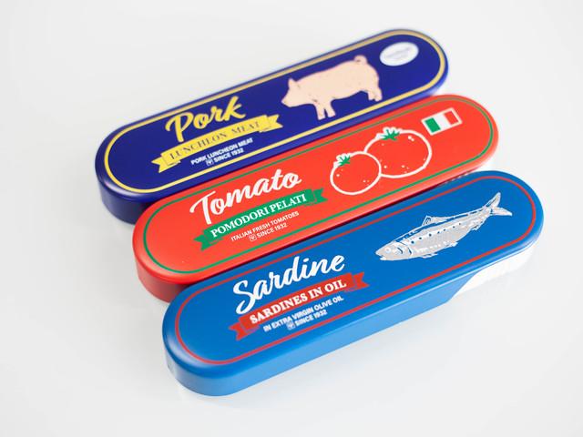 缶詰ビンテージカトラリーセット
