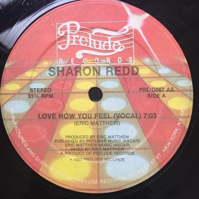 Sharon Redd ‎– Love How You Feel