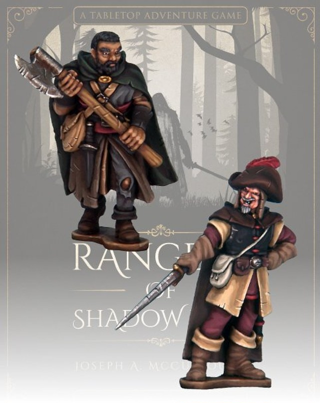 セブ&ニコラン(Rangers of Shadow Deep 13)