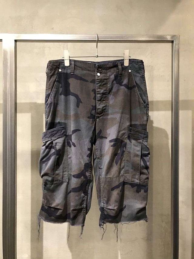 TrAnsference come cargo shorts - midnight