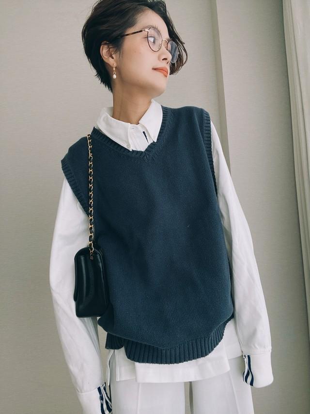 (KN186)90's Old GAP knit best