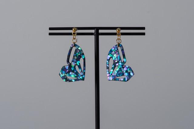 『kihaku』Equilatral triangle 正三角 ピアス・イヤリング