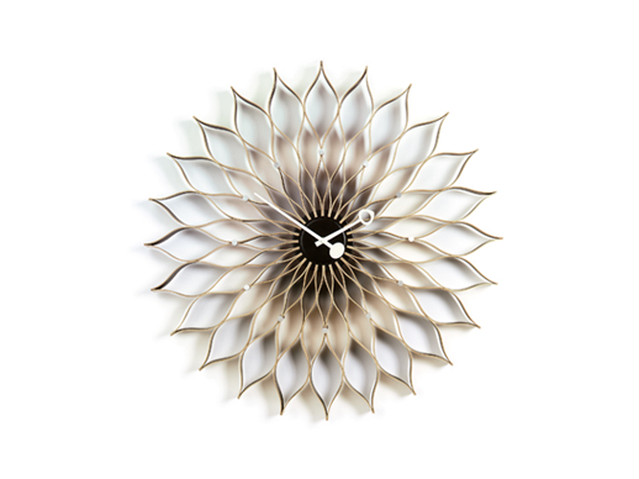 【Vitra Design Museum】Sunflower Clock