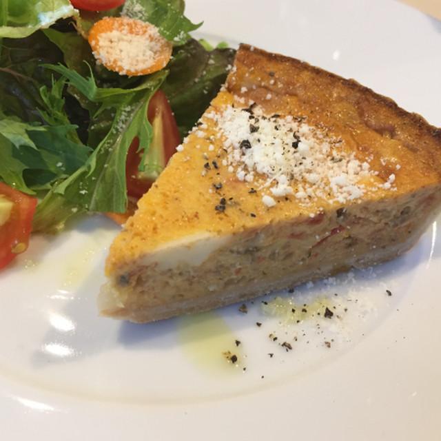 ミートパイ風 ひき肉とモッツァレラチーズのキッシュ 18cmホール