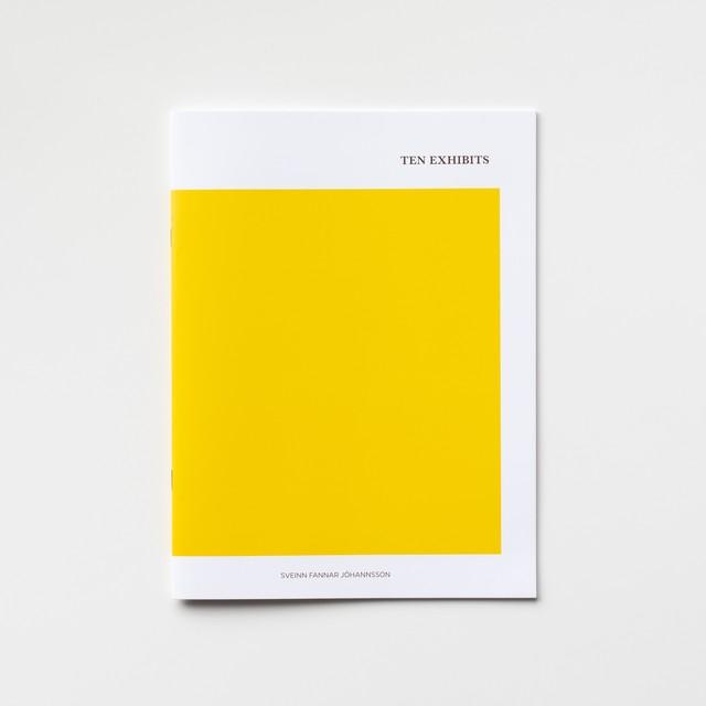 (Signed) Ten Exhibits by Sveinn Fannar Jóhannsson
