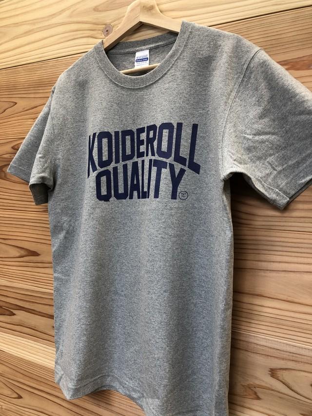 KOIDE ROLL T-shirt(QUALITY)半袖