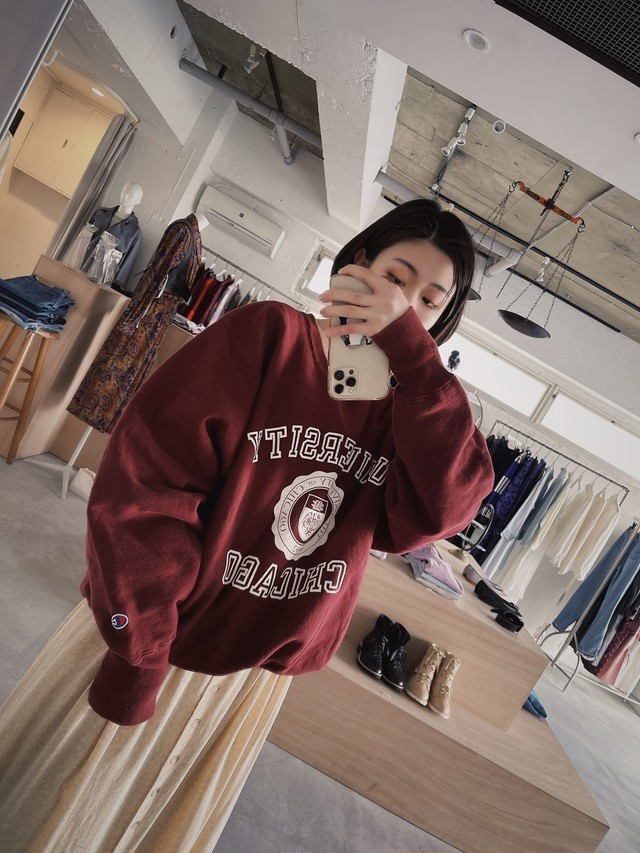 Champion reverse weave vintage sweat