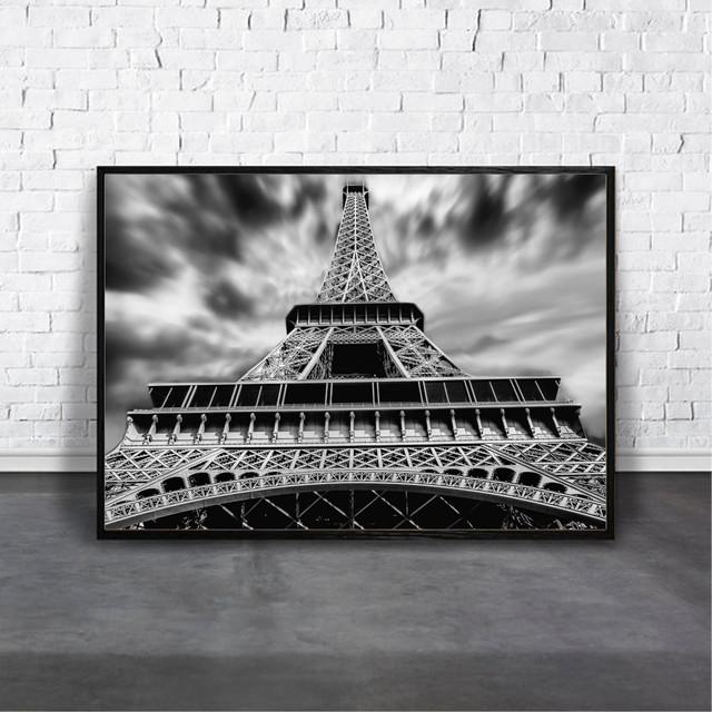 アートポスター Eiffel Towerデザイン