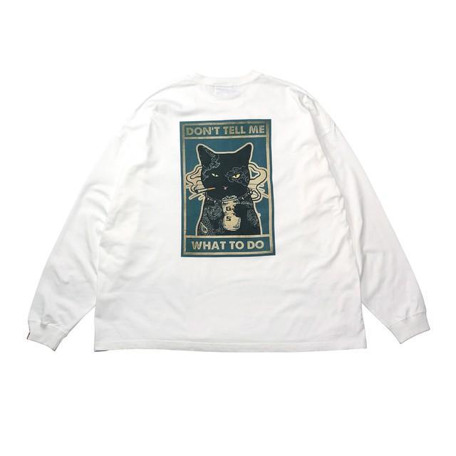CAT L/S TEE / GS21-ACS01