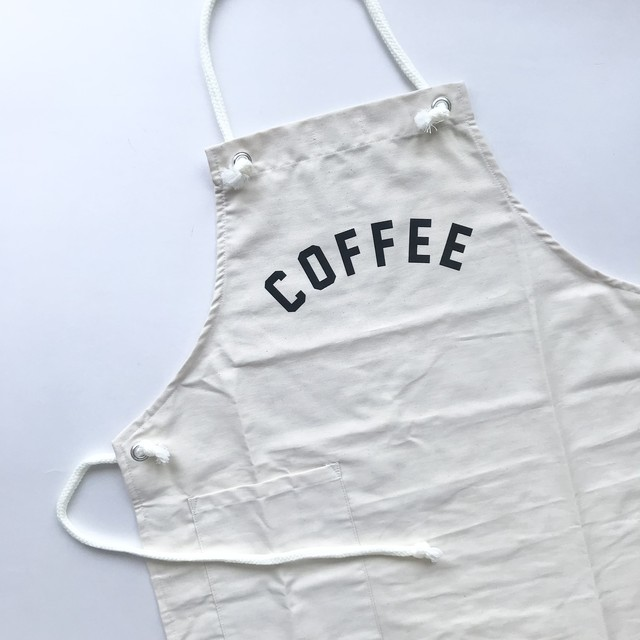 COFFEE Apron Adult