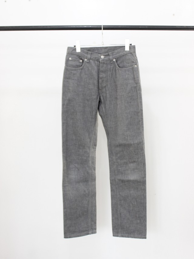 Used HELMUT LANG CLASSIC RAW DENIM