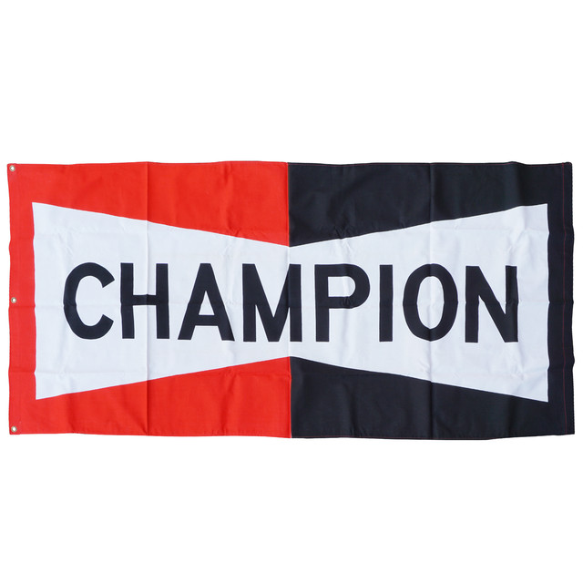 NOS Champion Cotton Flag