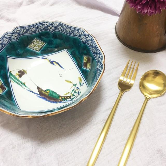 九谷焼 盛鉢
