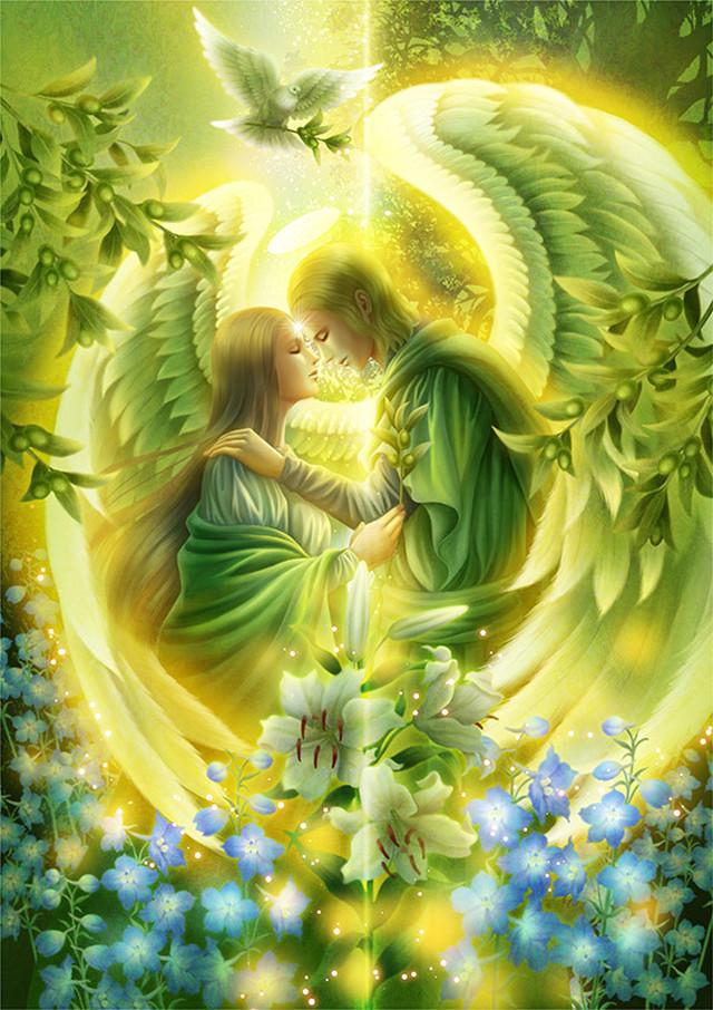希望の天使~大天使ラファエル~ Mサイズ