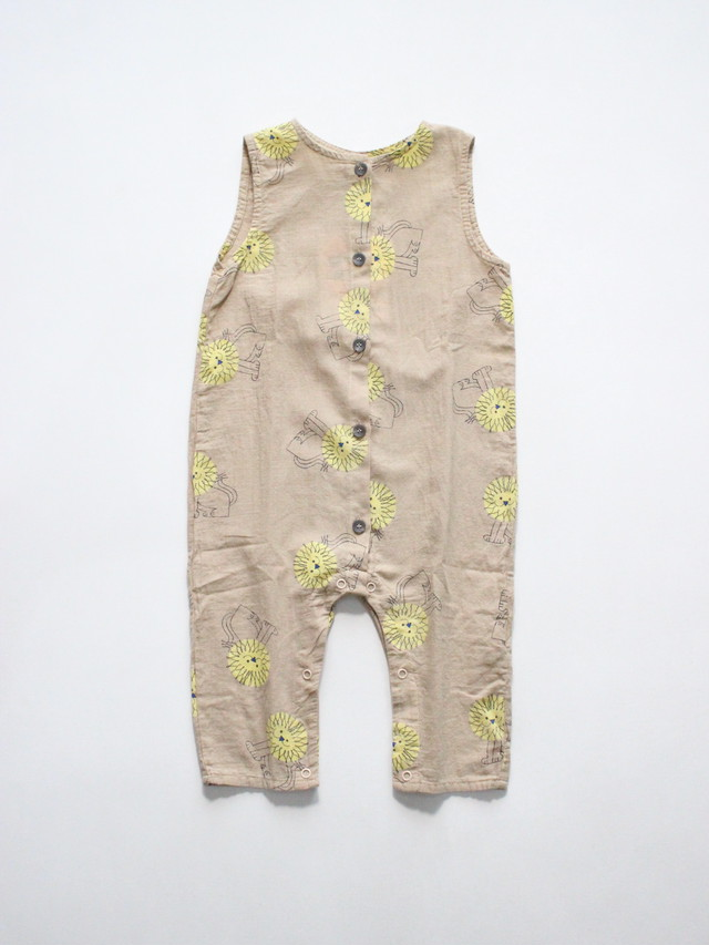 BOBO CHOSES  BABY  Pet A Lion All Over Overall