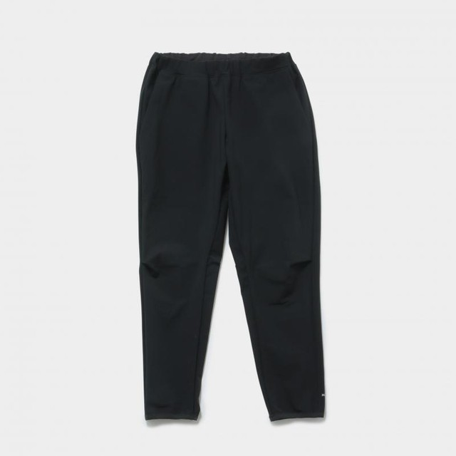 再入荷 MOUNTEN.  ice stretch pants (black)0サイズ [MT191018-b] MOUN TEN.