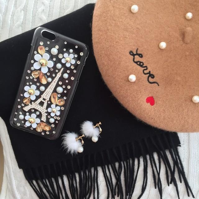 love♡Mベレー帽