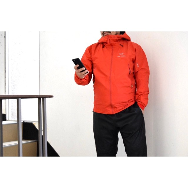 ArcTeryx 1018-0012MT Beta LT Jacket Men's