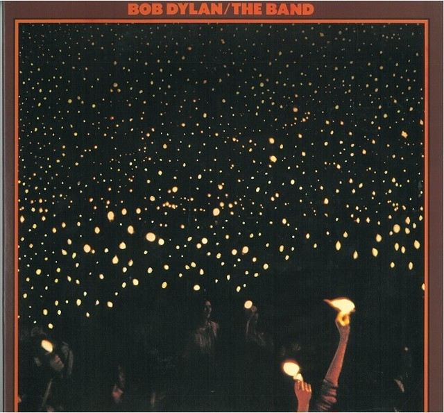 BOB DYLAN / THE BAND / BEFORE THE FLOOD (LP) 日本盤