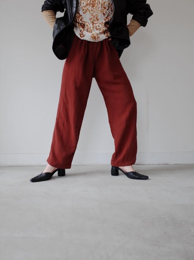 used stripe pants